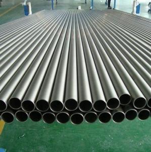China China Factory Gr2 titanium tube and Gr5 medical seamless titanium tube on sale