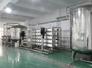 China Pre-treatment Filter RO Water Treatment Systems Equipment  Glass Bottle Juice Wine Drink on sale