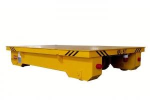 China Battery Powered Electric Flat Cart Equipped With Collision Safety Protection Device on sale