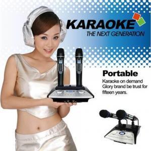 China Portable Karaoke on Demand on sale