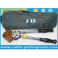 China 1.5KG Building Construction Tools Manual Ratchet Cable Cutter For Cutting ACSR on sale