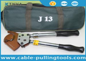 China 1.5KG Building Construction Tools Manual Ratchet Cable Cutter For Cutting ACSR supplier