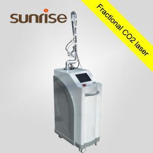 China skin resurfacing co2 medical laser medical rf co2 fractional laser machine skin tightening on sale