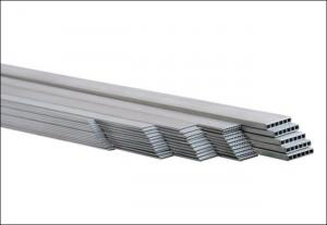 China Tongxin Aluminium - 3102/H112 Parallel Flow Microchannel Flat Aluminum Tube For Car Conditioner supplier