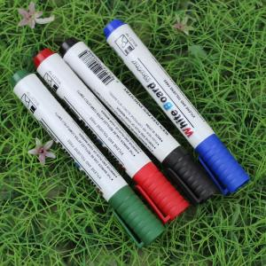 China refillable whiteboard marker with kinds of colors on sale