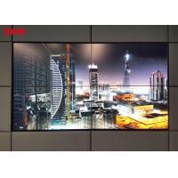 China High Contrast LCD Video Wall Display / Multi Screen Display Wall 1920x1080p on sale
