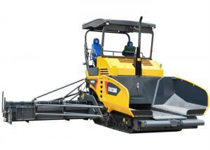China Deutz 150KW Diesel Asphalt Paver Machine , 9.0m XCMG Concrete Road Paving Equipment on sale