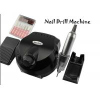 Multi - Function Nail Salon Equipment Vacuum Nail File Machine Adjustment Speed