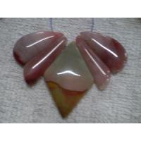 Jewelry Pendants-Jewelry Supplies-Jewelry Components-Semi-Precious Stone Pendants