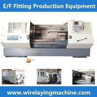 China pe coupling wire laying machine electo fusion saddle wire laying, wire laying machine for on sale