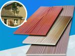 Water Resistant 12mm Fibre Cement Board Cladding Internal Environmental Friendly