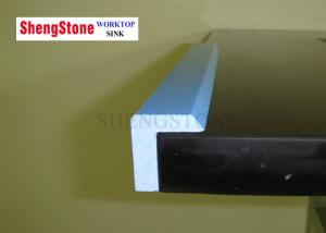 China Professional Custom Lab Black Worktop Edging Strong Acid Resistance supplier