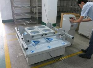 Quality Digital Package Simulated Transport Vibration Test Equipment 150 ~ 300 RPM Rotating Speed for sale