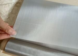 China 40 Mesh * 40 Mesh Stainless Steel Wire Mesh Can Used As Filter Cloth on sale