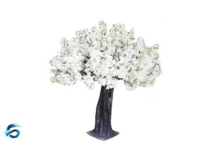 China Indoor White Artificial Cherry Blossom Tree Wedding Centerpieces GSCT08 on sale