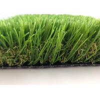 China Super Durable Artificial Lawn Grass Waterproof And Resistant To Rotting / Splitting on sale