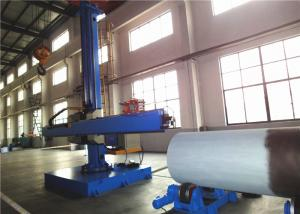 China Automated Welding Manipulator / Welding Column And Boom For Pipe Making on sale