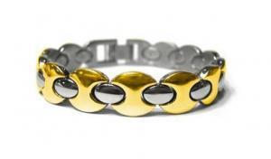 China magnet titanium bracelet on sale