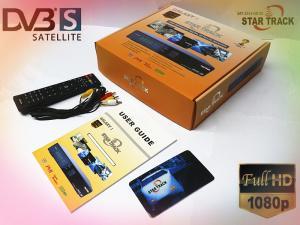HD STAR TRACK satellite receiver wifi cccam for sale – DVB-S