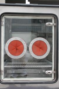 China Stability Environmental Test Chamber Easy Maintenance Full View Inner Glass on sale