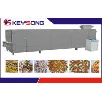 China Automatic Food Drying Machine Melon Fruits Seeds Baking Equipment 380v / 220v 27kw on sale