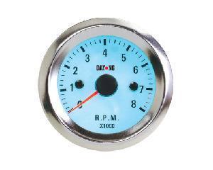 China 2(52mm) EL Display Tachometer on sale