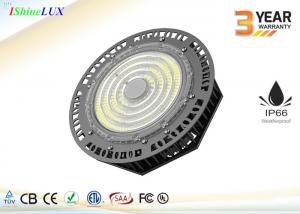 China UFO Series High lumen 100w  3030 LED High Bay Lights with IP 66 on sale