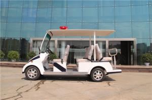 China Road Legal Six Passenger Electric Golf Cart Club Car With Light / Safty Belt on sale