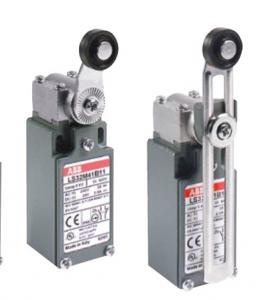 China Plastic casing Limit Control Switch , Double insulation Safety Limit Switch Width 40 mm on sale