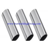 Round Alloy Stainless Steel Welded Pipe TP304N S30451 TP304LN S30453