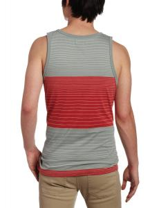 China Relaxed Mens Casual Tops / Anti-Wrinkle Graphic Tank Tops For Boys on sale