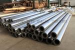Thick Wall Hydraulic Cylinder Steel Tube Mild ASTM A519 DIN2391-2 500mm OD