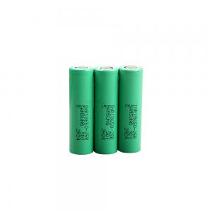 China Original!! 2500mah 3.7V lithium cell battery  ICR18650-25R samsung SDI on sale