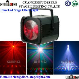 China DMX 7 Heads LED Disco Lights 60W Gobo Flash Lights For Birthday Party on sale