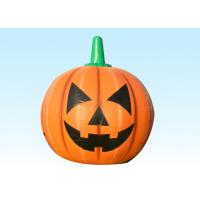 China Halloween Festival Inflatable Advertising Signs Giant Blow Up Pumpkins Decorations on sale