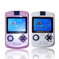 2.4inch TFT Screen Mp5 Game Portable Multimedia Player for 16 Bit Games BT-P316