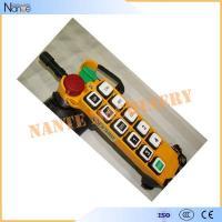 Industrial Wireless Hoist Remote Control Overhead Bridge Crane Control F24-10S