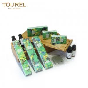 China Luxury Hotel Amenities Kit  Bathroom Amenities for Beach Hotels on sale