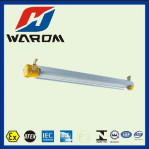 China ATEX IECEx aluminum explosion-proof fluorescent light fittings LED IP66/67 BAY51-D on sale