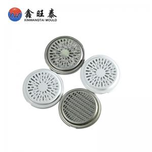 China Speaker Mesh Deep Drawn Aluminium High Precise Custom Stainless Steel 0.6mm Thickness on sale