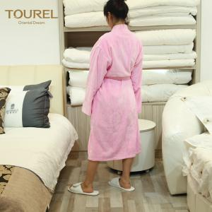 China Women And Man Hotel Quality Towelling Robes Ladies Terry Towelling Bathrobes on sale