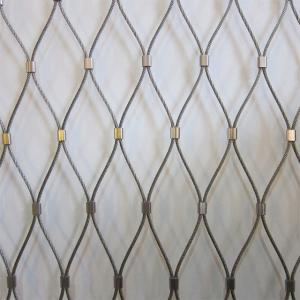 China Stainless Steel Rope Wire Mesh on sale