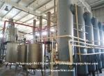 High fructose corn syrup production equipment fructose syrup processing plant