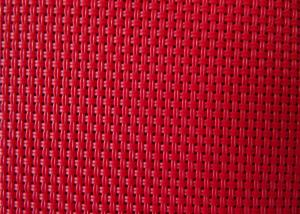 Supply 2x2 Wire Woven Outdoor PVC Coated Mesh Fabric For Beach Chair Or Outdoor  Furniture Texliene Cloth