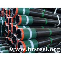 China Best price list API 5CT grade H40/J55/k55/N80 steel casing steel pipe for oil and gas,R1,R2,R3 Length on sale