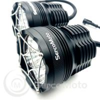 Waterproof IP67 50w LED lights motor ,offroad led driving light, led motorcycle light,spot beam 5LEDS 50W, CREE lamps