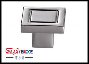 China Hollow Square Kitchen Cabinet Handles And Knobs Contemporary Dresser Accessories on sale
