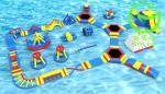Parque inflável gigante da água com garantia 48months GRANDES BRINQUEDOS LTD