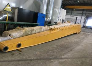 China 55 Feet PC450 Komatsu Boom , Long Reach Arm To Desilting The River CE Approved on sale