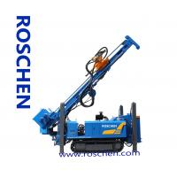 Crawler Hydraulic Open Air Blast Hole Drilling Rig Machine for Down The Hole Drilling